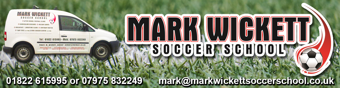 Mark Wickett Soccer School