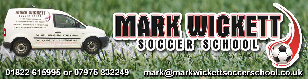 Mark Wickett Soccer School